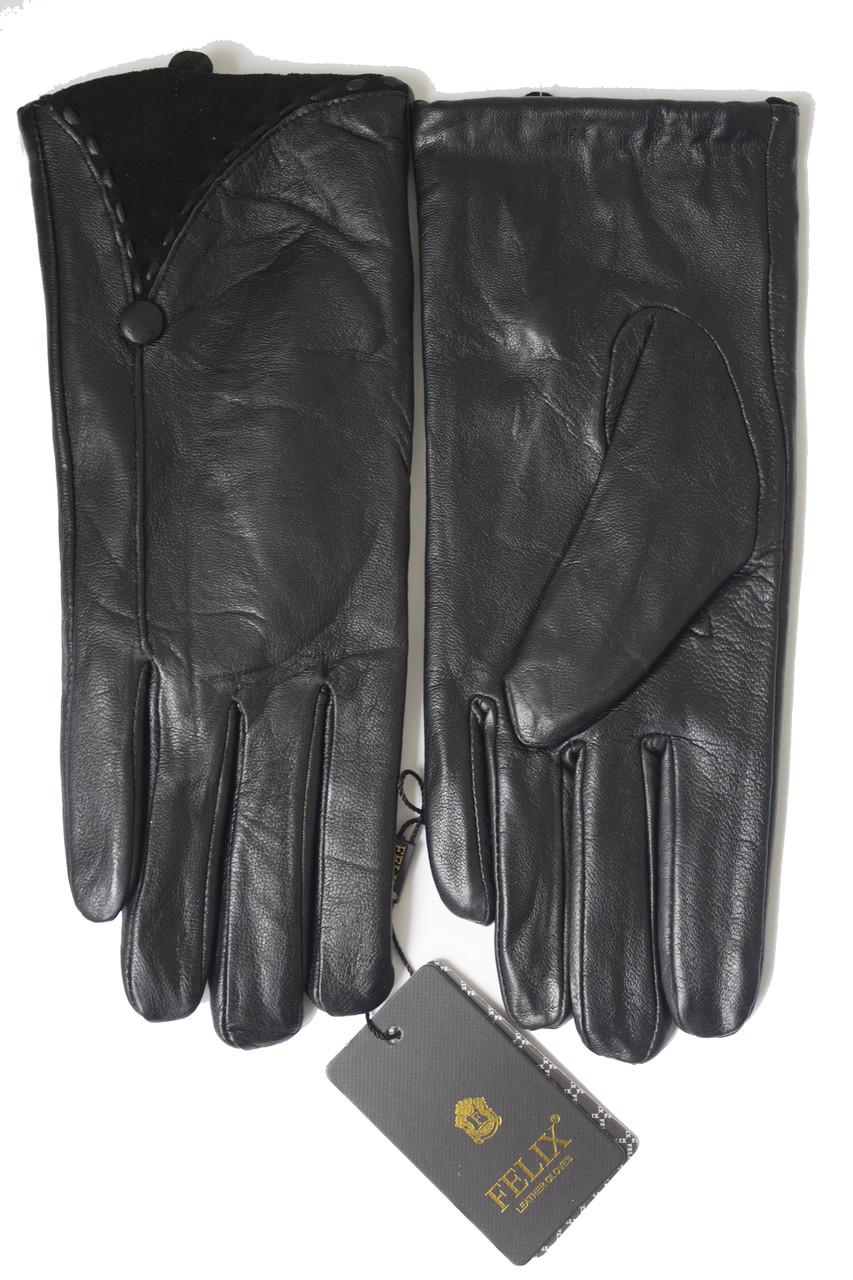 Женские кожаные перчатки Felix Маленькие 10W-789s1