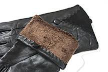 Женские кожаные перчатки Felix Маленькие 10W-789s1, фото 2