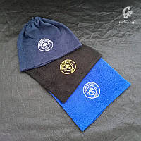 Горловик Манчестер Сити Тренеровочный (синий,черный,тёмно-синий)