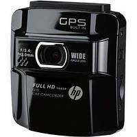 Видеорегистратор Hewlett-Packard f210 GPS (Black)