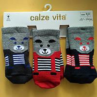 Детские носки для новорожденных 6-12мес