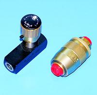 Клапан-ограничитель потока Hyva
