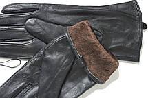 Женские кожаные перчатки Felix Средние 14W-043s2, фото 3