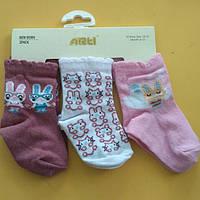 Детские носки для новорожденных Arti 6-12 мес