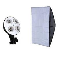 Софтбокс F&V 50x70см на 4 лампы для постоянного флуоресцентного света