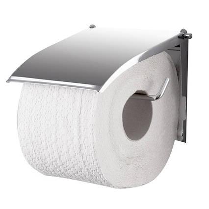 Тримач туалетного паперу з кришкою AWD02091338