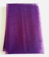 Евросетка (фатин) № 425 цвет - фиолетовый