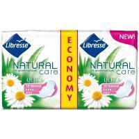 Гигиенические прокладки Libresse Natural Care Ultra Clip Normal 20 шт