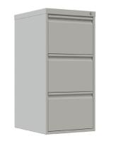 Шкаф металлический файловый ШМФ 3