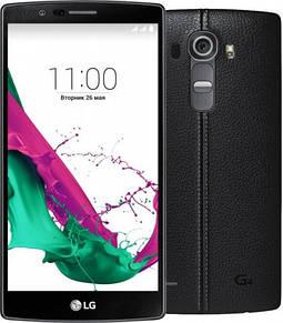 Cмартфон LG G4 H818 Dual Sim 3gb\32gb Leather Black  Qualcomm Snapdragon 808 Android 5.1
