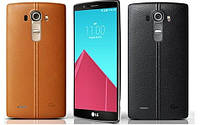 Cмартфон LG G4 H818 Dual Sim 3gb\32gb Leather Black  Qualcomm Snapdragon 808 Android 5.1, фото 3