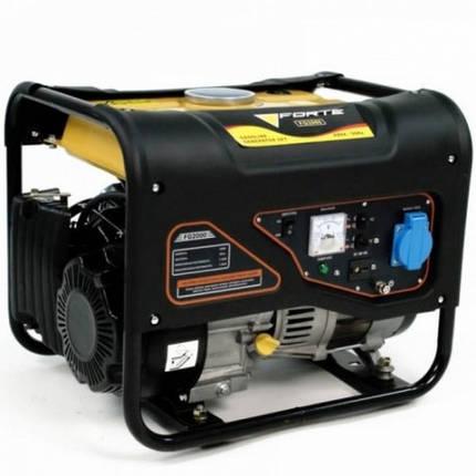 Генератор бензиновый Forte FG2000 (1,5кВт), фото 2