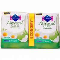 Гигиенические прокладки Libresse Natural Care Ultra Super 18 шт