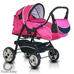 Детская универсальная коляска-трансформер Trans Baby Cooper Co.05