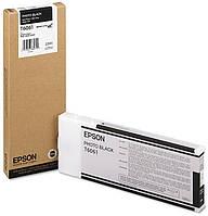 Epson T6061 Картридж Black (Черный) повышенной емкости (C13T606100)