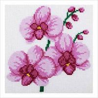 """Набор для вышивания крестиком """"Орхидея"""""""