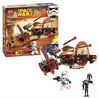 Конструктор Bela Star Wars Дроид Огненный град 163 дет арт. 10370