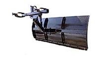 Лопата-отвал (для мотоблоков Зирка 105, 135, 61, Зубр 78) ШИП