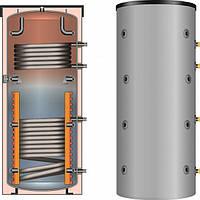 Буферная емкость для отопления Meibes SPSX-G 500 (с одним гладкотрубным т / о)