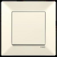Выключатель 1-кл. Viko Meridian крем