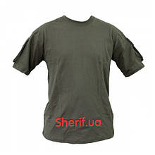 Футболка тактическая T-Shirt OD  MIL-TEC 11019201