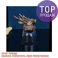 Рюмка Олень / столовые приборы