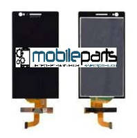 Оригинальный Дисплей (Модуль)+Сенсор (Тачскрин) для Sony LT22i | Xperia P (Черный)