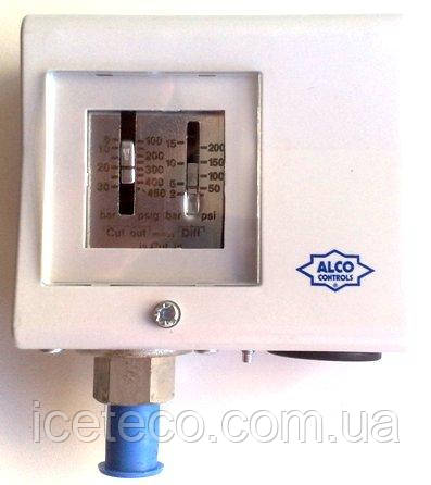 Одноблочное реле давления Alco Controls PS1-A5A (4350500)