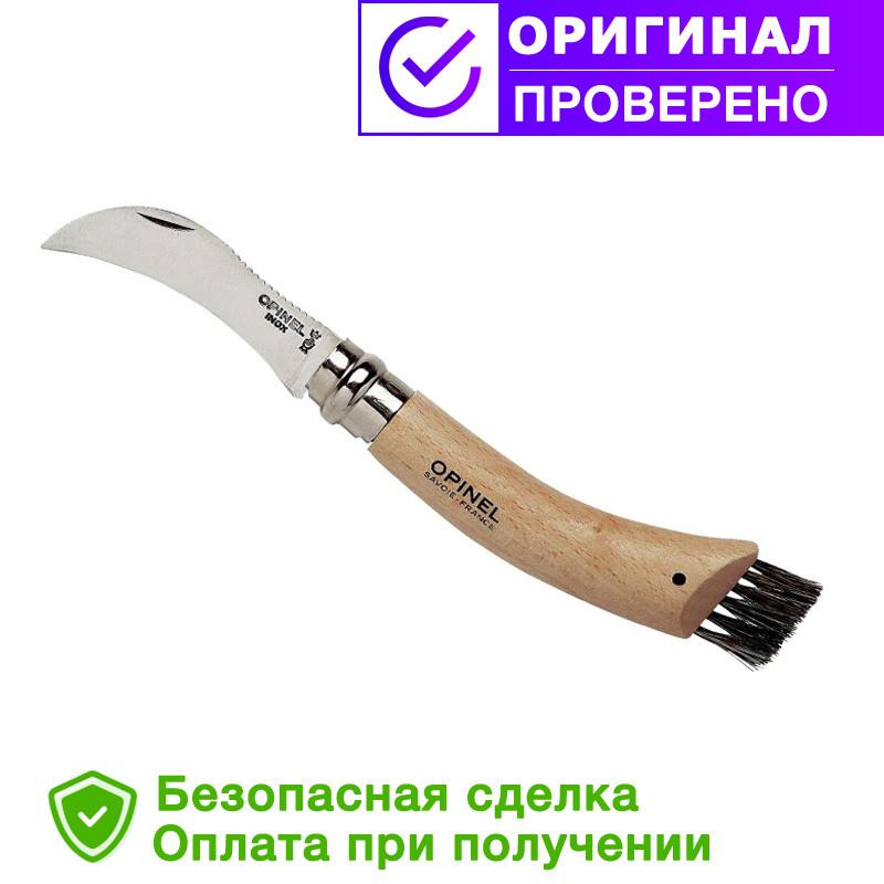 Нож грибной Opinel (inox) в блистере 001250