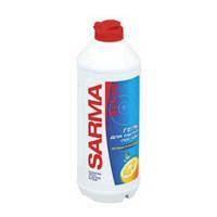 Средство для ручного мытья посуды SARMA Гель 0.5 л.