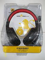 Наушники nabo song stereo N500