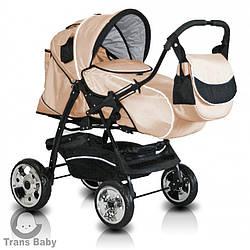 Детская универсальная коляска-трансформер Trans Baby Cooper Co.Cr