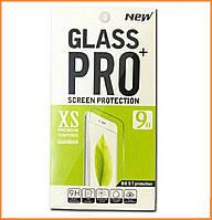 Защитное стекло 2.5D для Sony Xperia M4 Aqua (Screen Protector 0,3 мм)