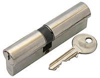 Цилиндр дверной CISA 40/50 хром 3 кл.