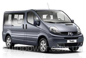 Фаркоп на Renault Trafic 09/2002-