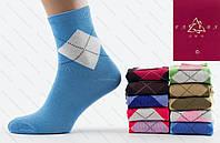 Женские высокие носки 13001. В упаковке 12 пар, фото 1