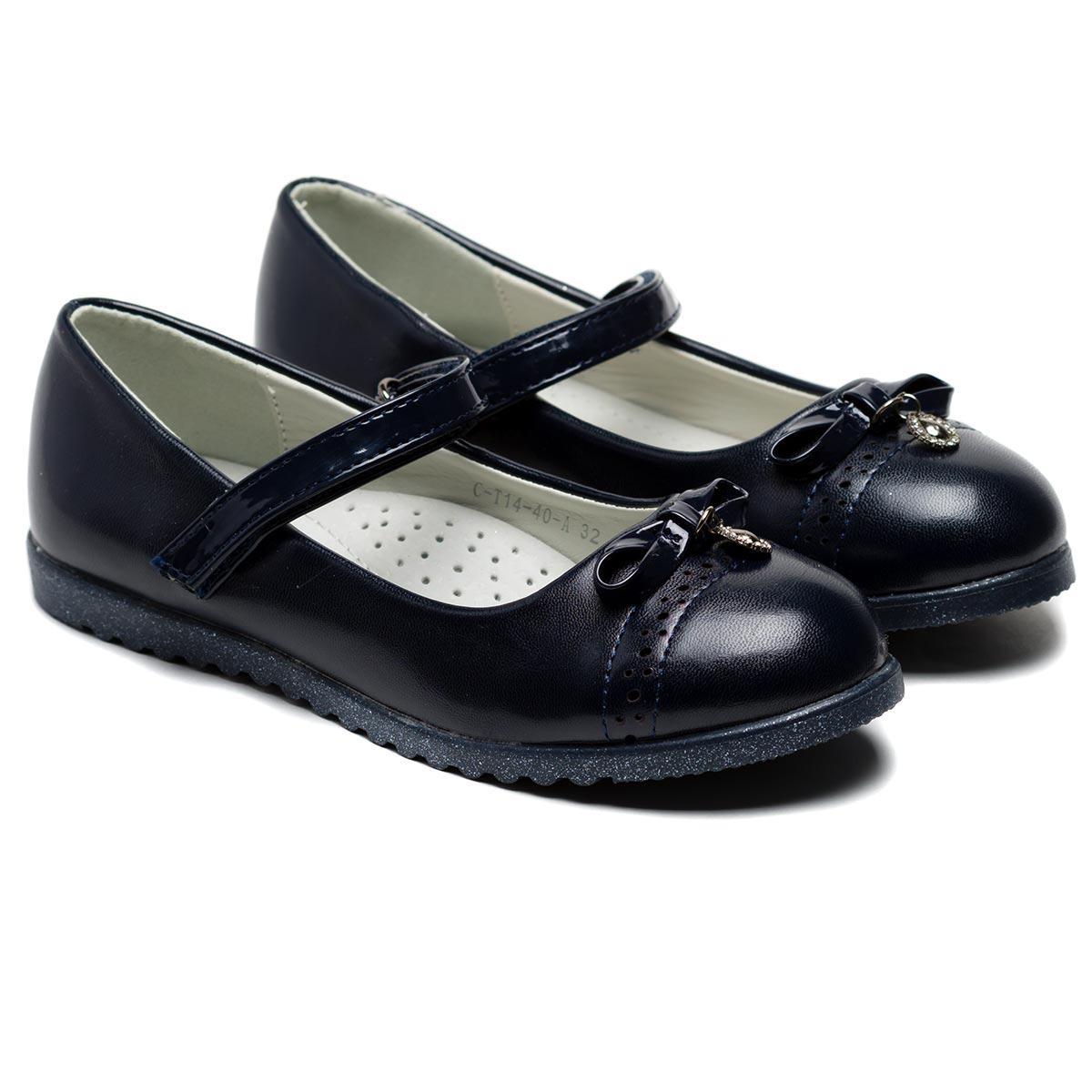 Туфли для девочки Том.М, школьные, размер 32-37