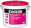 """Штукатурка Ceresit CT 63 (Церезит) акриловая """"короед"""" (база), зерно 3,0мм"""