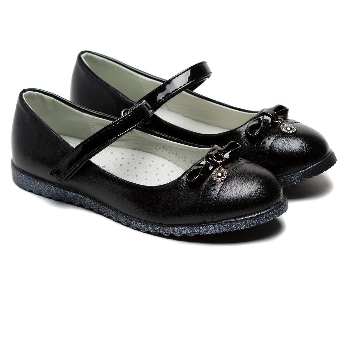 Классические школьные туфли для девочки Том.М d6cf9615036af