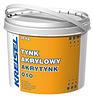 """Штукатурка акриловая """"барашек"""" Kreisel Akrytynk 010 (Крайзель), база Б, зерно 1,5мм"""