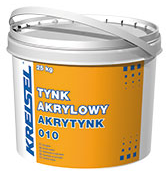 """Штукатурка акриловая """"барашек"""" Kreisel Akrytynk 010 (Крайзель), база А, зерно 2,0мм"""
