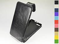 Откидной чехол из натуральной кожи для Huawei Honor 6 Plus