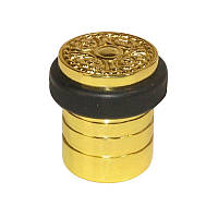 Дверной стопор RDA Antique Collection EM-8030 золото