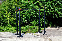 Брусья стандарт VD-Workout на хомутах.