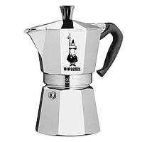 Гейзерная кофеварка Bialetti Moka Express (3 чашки - 170 мл)