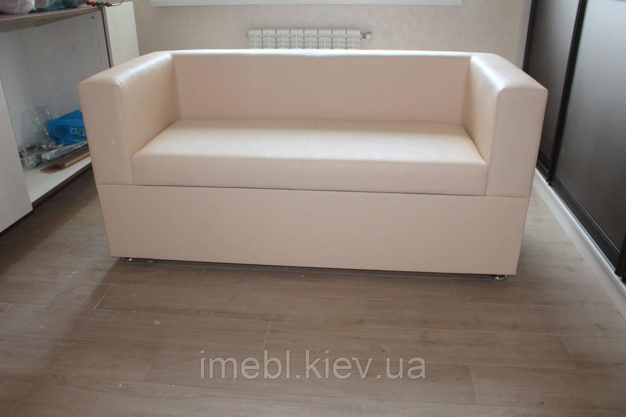 Мягкий диванчик для кафе или ресторана