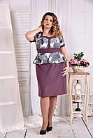 Бисквитное платье с цветами Разные цвета +индивидуальный пошив