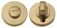 Дверная накладка WC Colombo Design CD 49 BZG G полированная латунь (Blazer, Flessa, Gaia, Gira, Madi, Olly, Tailla, Taipan, Tender, Twitty, Viola,