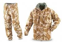 Мембранная одежда Gore-tex.