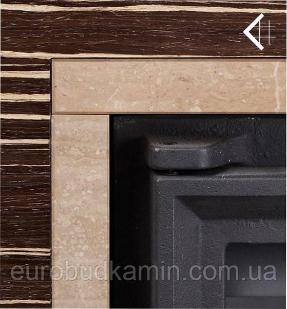 Рамка Breccia Sarda для каминной топки Zuzia/Eryk